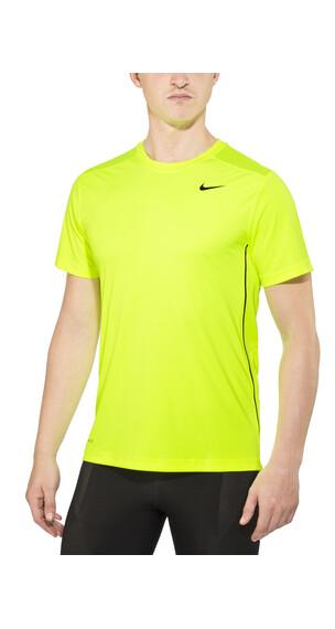 Nike Legacy - T-shirt course à pied Homme - jaune